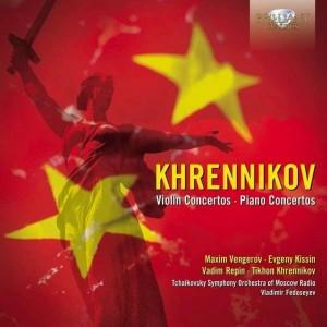 Хренников. Скрипичные и фортепианные концерты.