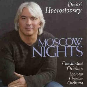 Дмитрий Хворостовский. Московские ночи
